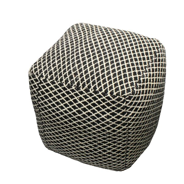 Goodnight Cube Ottoman by Breakwater Bay