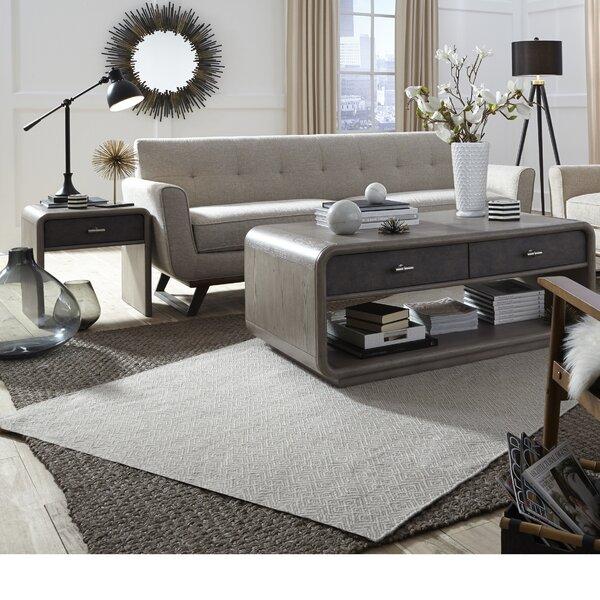 Cashel 2 Piece Coffee Table Set by Brayden Studio Brayden Studio®