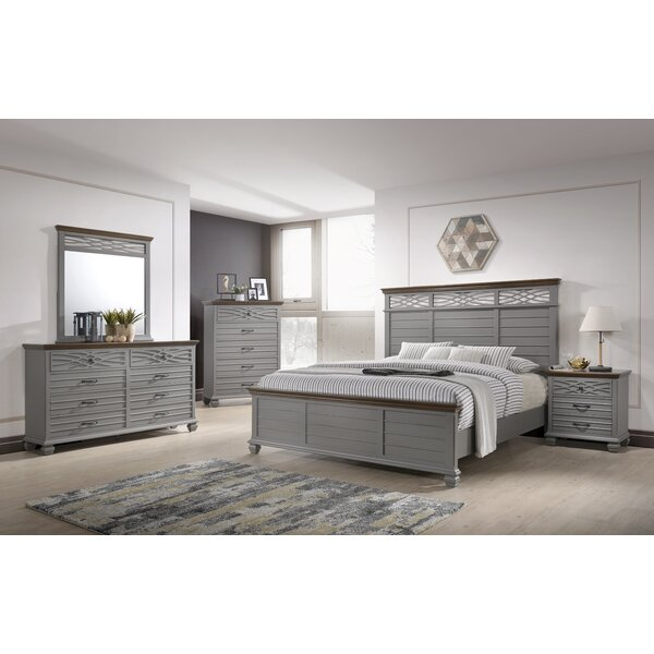 Octavius Panel Configurable Bedroom Set by Gracie Oaks