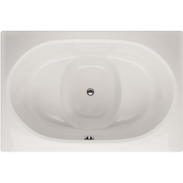 Designer Fuji 60 x 40 Air Tub by Hydro Systems