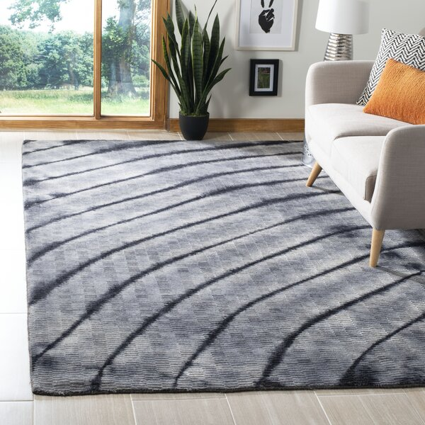 Expression Grey Area Rug by Safavieh