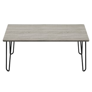 Ray Coffee Table with Tray Top