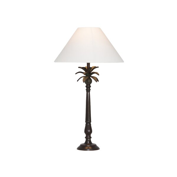 Kormakitis Pineapple Leaf 23 Table Lamp by Bay Isle Home