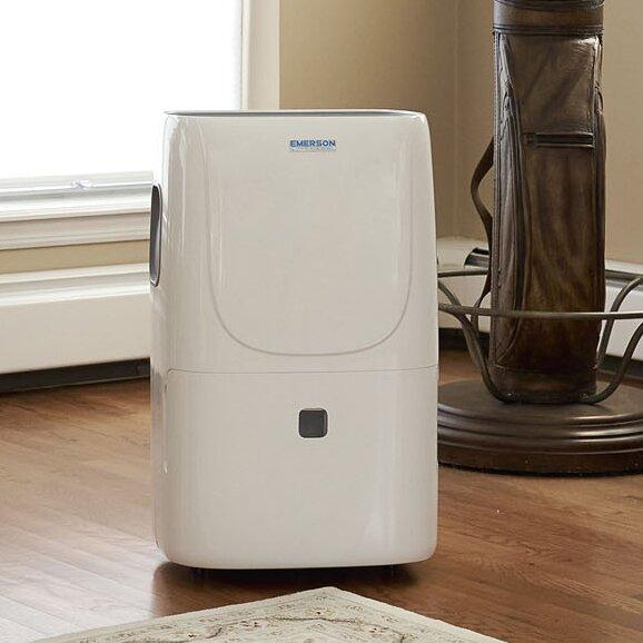 Emerson 70 Pint Dehumidifier by Soleus Air
