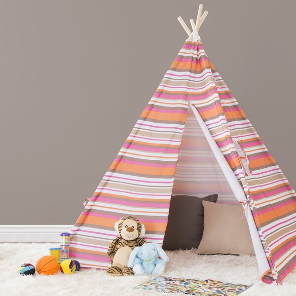 Kids Pop-Up Play Teepee by Hey! Play!