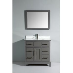Custom Bathroom Vanities Winnipeg modern bathroom vanities & cabinets | allmodern