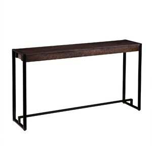 Industrial Console Sofa Tables