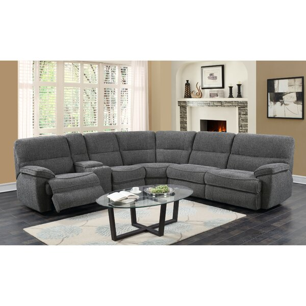 Mclendon Platinum Sleeper Sectional with Mattress by Latitude Run