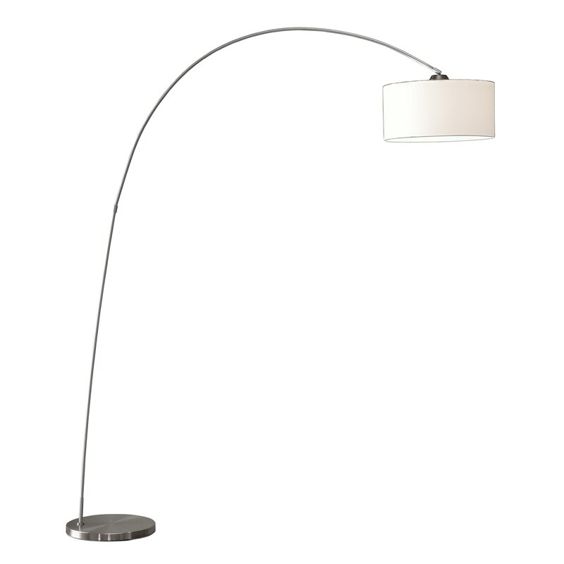 Kody 81 Quot Arched Floor Lamp Amp Reviews Allmodern