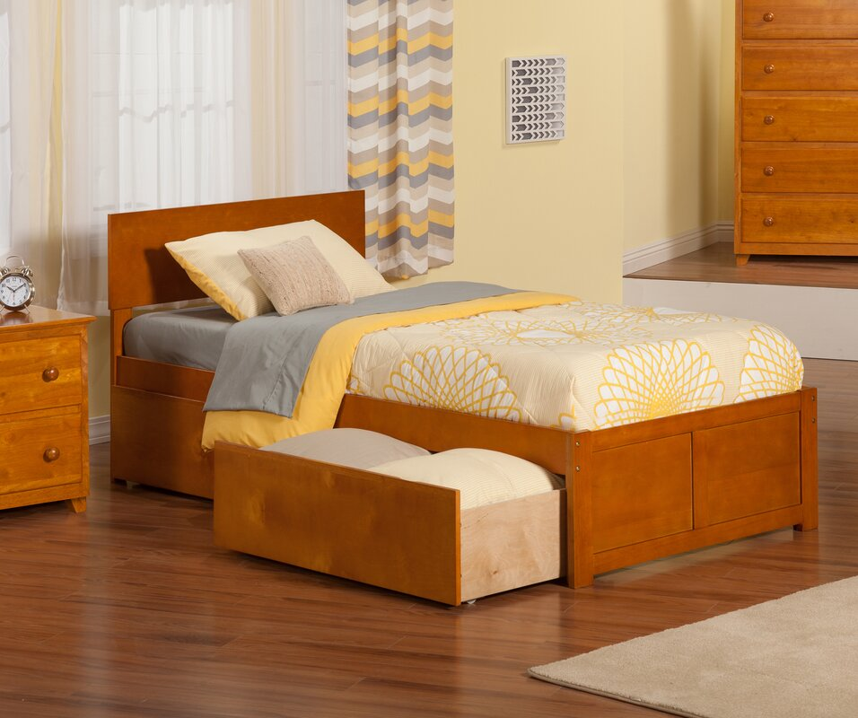 default_name - Extra Long Twin Bed Frame
