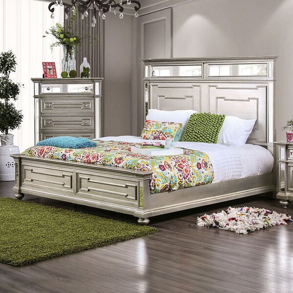 Amberly Standard Configurable Bedroom Set by House of Hampton