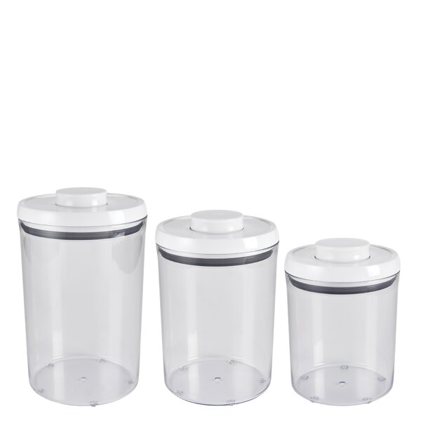 Good Grips 3 Container Food Storage Set by OXO