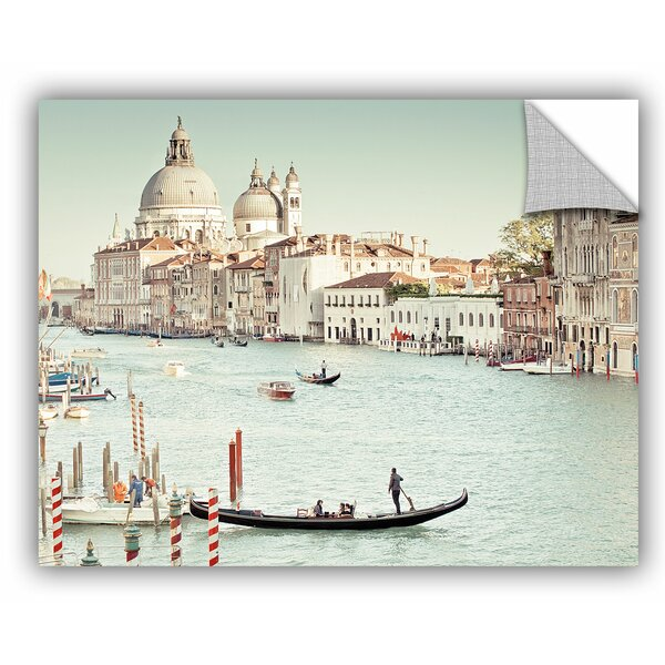Keri Bevan Grand Canal Wall Decal by ArtWall