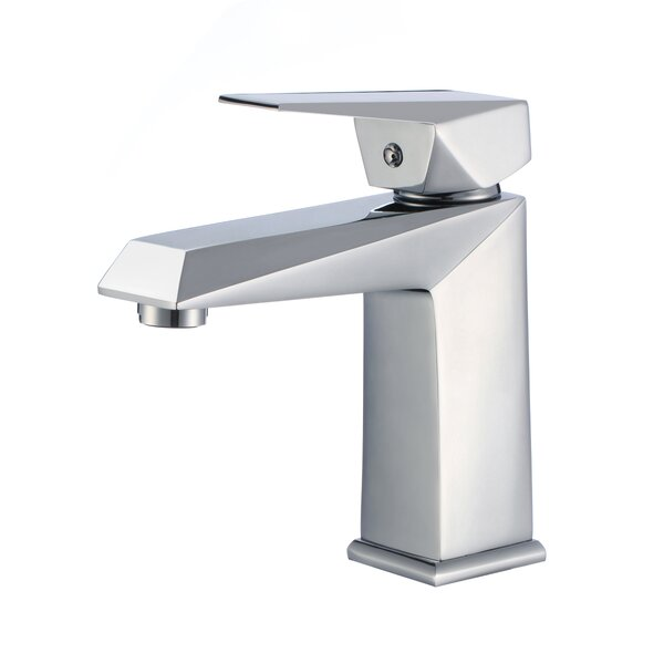 Immersione Single Hole Bathroom Faucet
