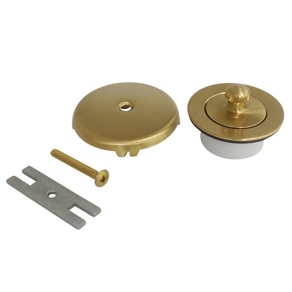 Lift and Turn Tub Drain by Kingston Brass