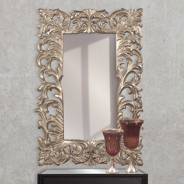 Rectangle Antique Full Length Mirror by Astoria Grand
