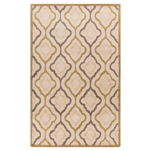Modern Classics Brown Cloud Area Rug by Candice Olson Rugs