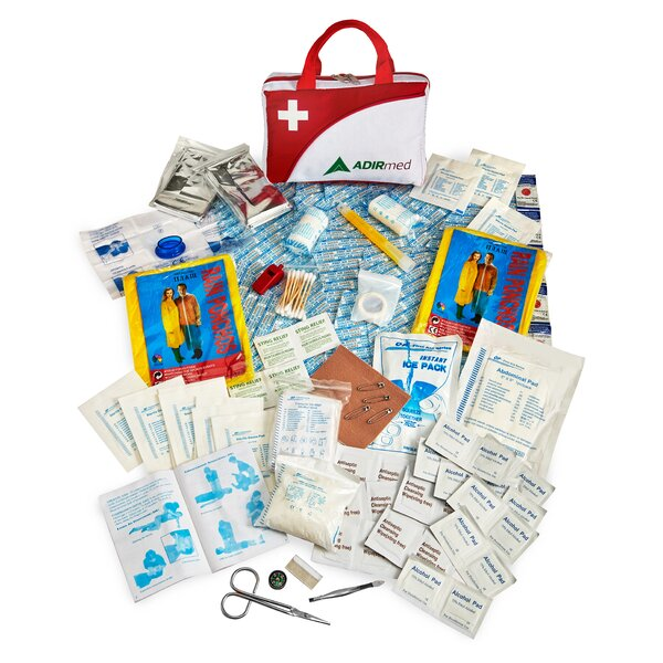 154 Piece First Aid Kit by AdirMed
