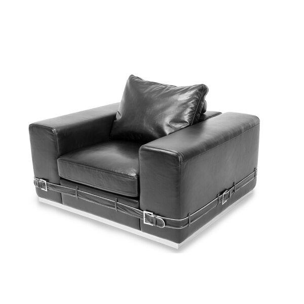 Mia Bella Club Chair by Michael Amini