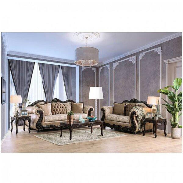 Reina Configurable Living Room Set by Astoria Grand
