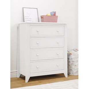 Reviews Brittany 4 Drawer Chest By Sorelle