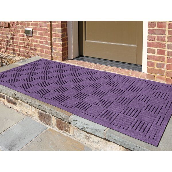 Keister Parquet Doormat by Beachcrest Home