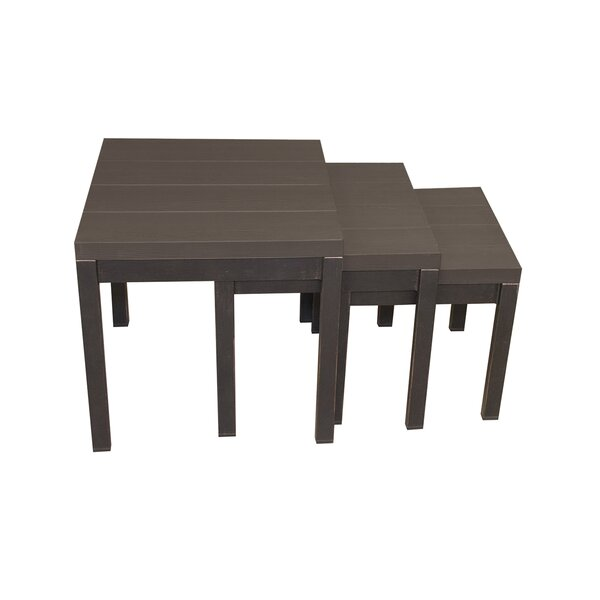Garmund 3 Piece Nesting Tables by Winston Porter Winston Porter