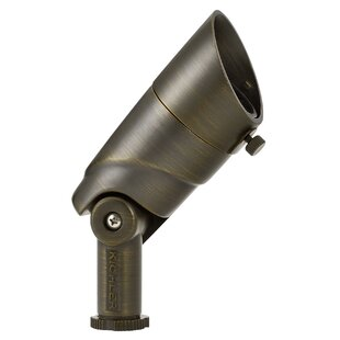 Budget Adjustable Small Accent 10 Degree 1 Light LED Spot Light By Kichler