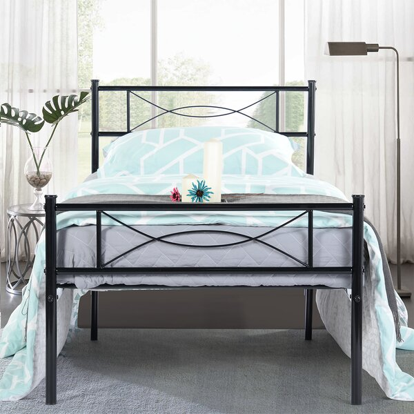 Schoenbeck Twin Platform Bed By Gracie Oaks by Gracie Oaks Great price