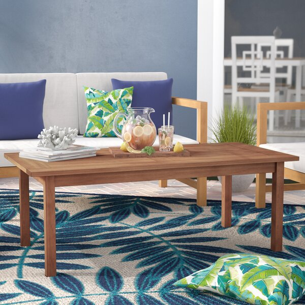 Elsmere Coffee Table by Beachcrest Home
