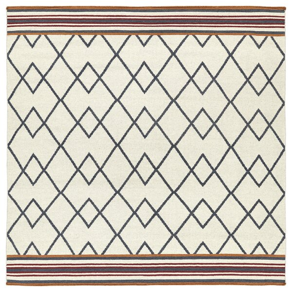 Marble Falls Ivory Area Rug by Wrought Studio