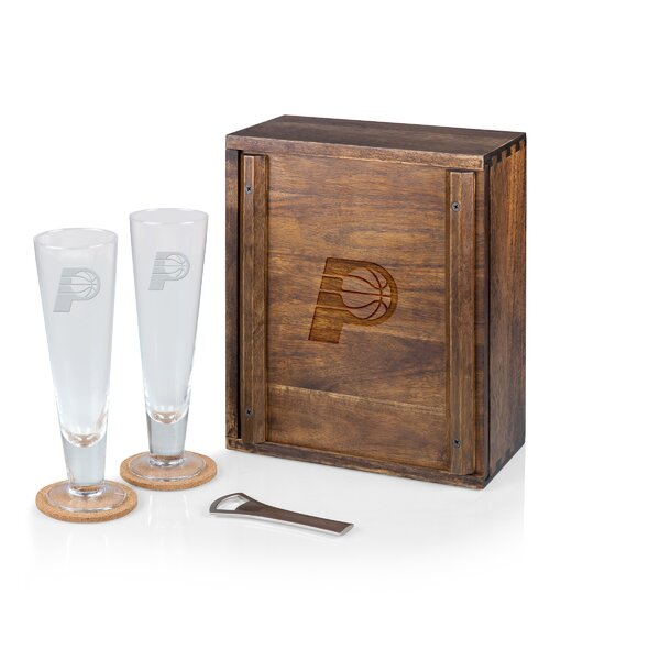 NBA 12 oz. Beer/Pilsner Glass by LEGACY