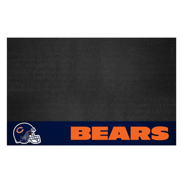 NFL - Chicago Bears Grill Mat by FANMATS
