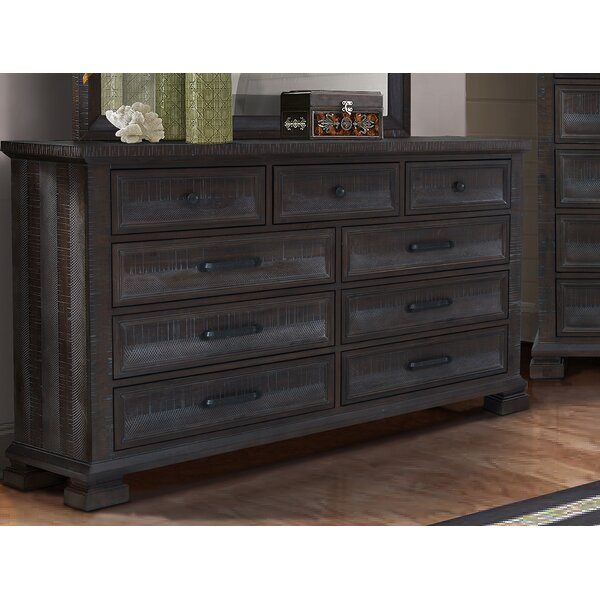 Upney 9 Drawer Dresser by Gracie Oaks
