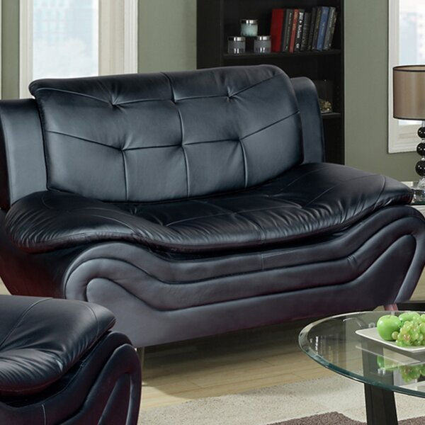 Crocker Loveseat by Orren Ellis