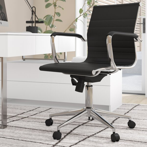 Pateley Desk Chair by Wrought Studio
