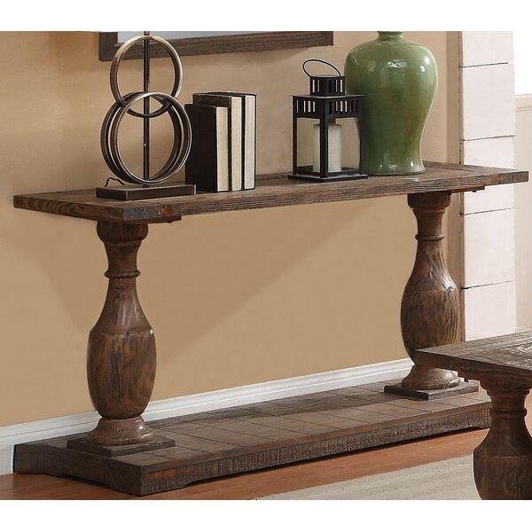 Patio Furniture Ferrell Console Table