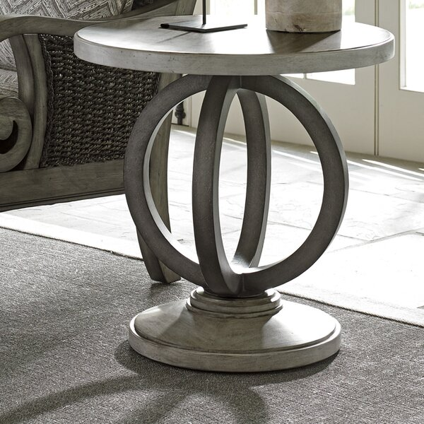 Oyster Bay Hewlett End Table by Lexington