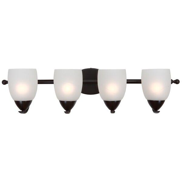 Monrovia 4-Light Vanity Light by Charlton Home