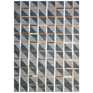 Low priced Hand-Woven Brown/Charcoal Area Rug ByEastern Weavers
