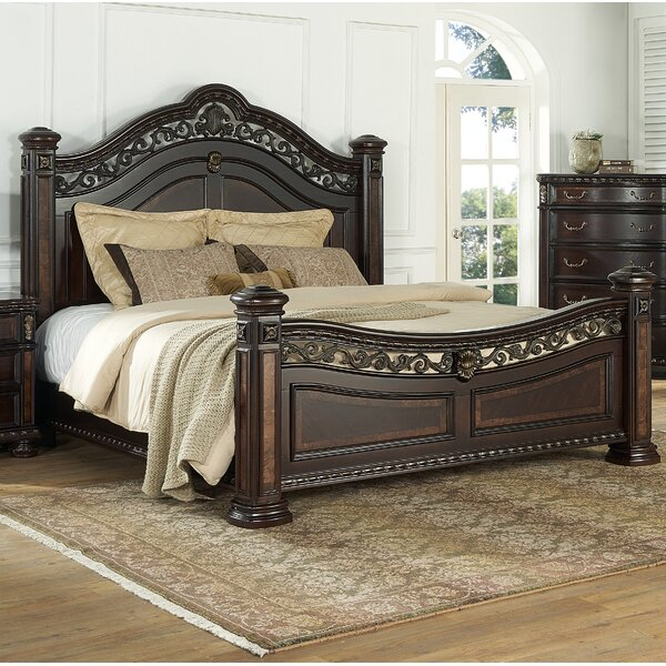 Pinehur Standard Bed by Astoria Grand