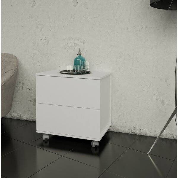 Duave 2 Drawer Lateral Filing Cabinet by Winston Porter