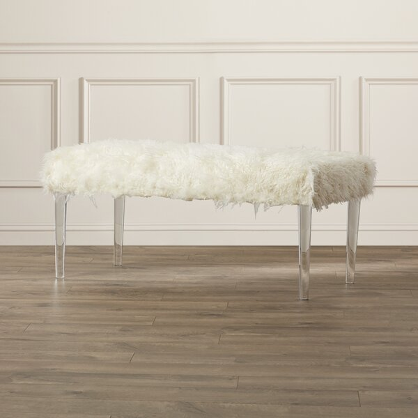 Spellman Upholstered Bench by Willa Arlo Interiors