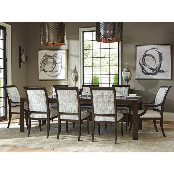 Brentwood 9 Piece Extendable Dining Set by Barclay Butera