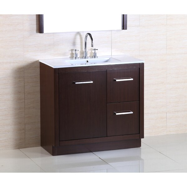 36 Single Sink Vanity Set by Bellaterra Home