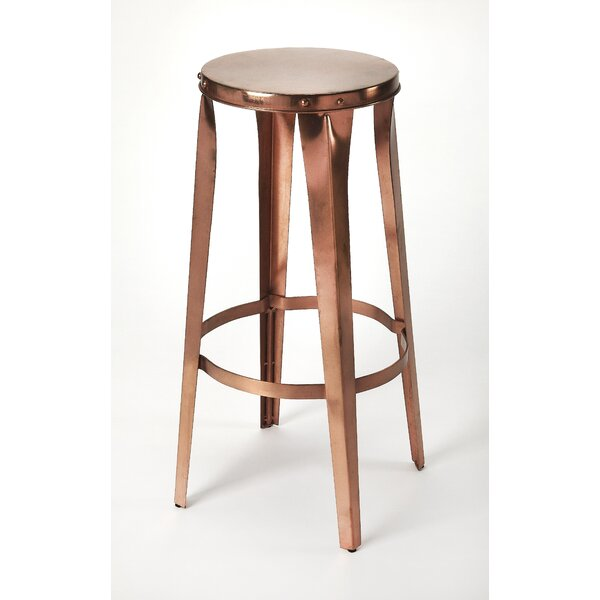 Aviles 30 Bar Stool by Williston Forge