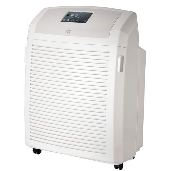 Air Cleaner with HEPA Filter by Sunpentown