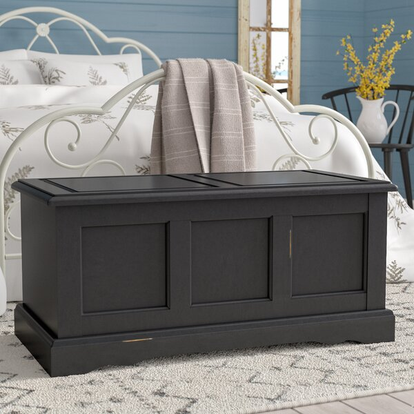 Rosson Trunk Blanket Chest by August Grove