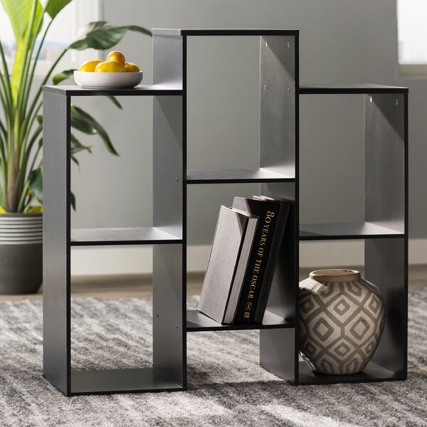 Rungata Staggered Cube Unit Bookcase by Wade Logan
