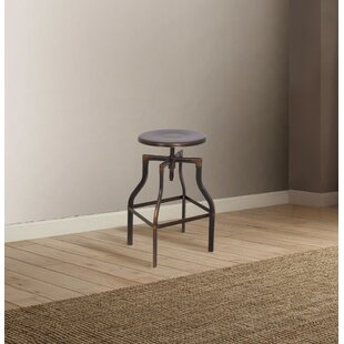 Adjustable Height Copper Bar Stools Counter Stools You Ll Love In 2021 Wayfair